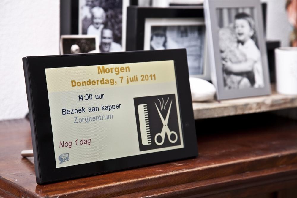Don 39 t forget it digitale agenda op afstand te beheren dementie - Hoe te beheren ...